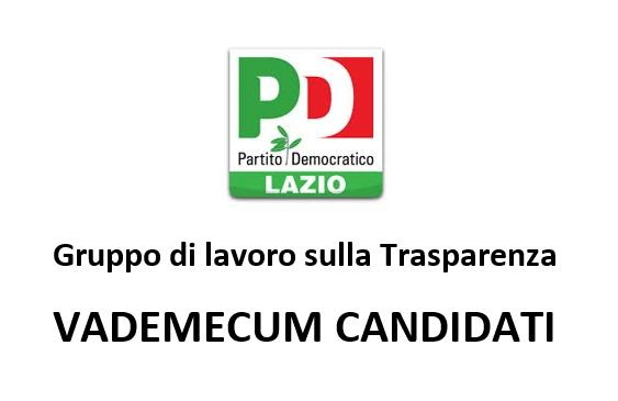 160129-vademecum-candidati-pdlazio